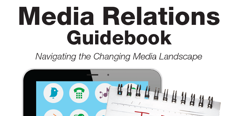 Media Relations Guidebook