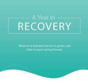 2018 Impact Report: A Year in Recovery