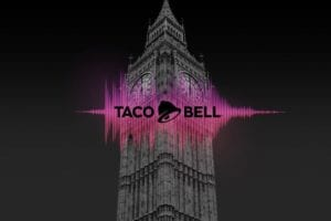 Big Bell: Taco Bell London