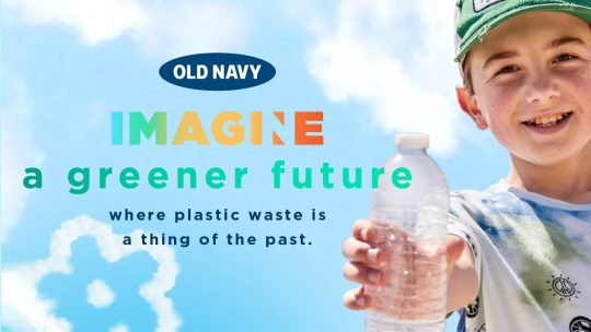 Old Navy Earth Day